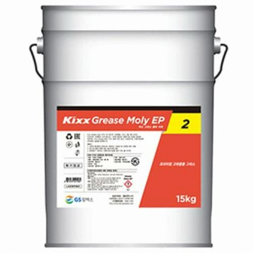 GS칼텍스 킥스 GREASE MOLY EP-2 15kg_이미지