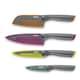 테팔 뉴프레쉬 키친칼 4종세트 (과도9,12cm+식도15cm+산도쿠식도12cm)_이미지