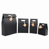 더로라 스카프 포장 상자 하드종이 중형_이미지