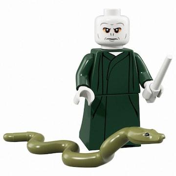 레고 미니 피규어 시리즈 해리포터와 신비한 동물사전 볼드모트 (71022) (해외구매)_이미지