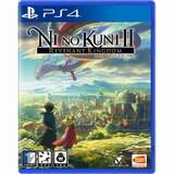 레벨 파이브 니노쿠니2 레버넌트 킹덤 PS4  (한정판,일본어판)