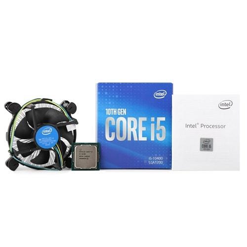 인텔 코어i5-10세대 10400 / LGA1200 소켓
