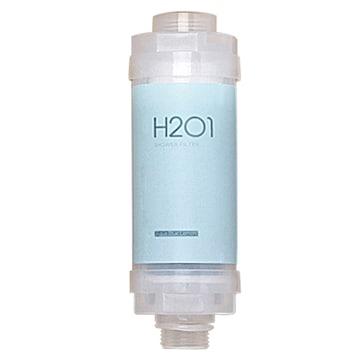 비타코퍼레이션 에이치이공일 비타민 항균 샤워필터 아쿠아 블루레몬(1개)