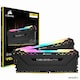 CORSAIR DDR4 32GB PC4-21300 CL16 VENGEANCE PRO RGB BLACK (16Gx2)