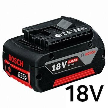 보쉬  18V 리튬이온 배터리 (6.0Ah)