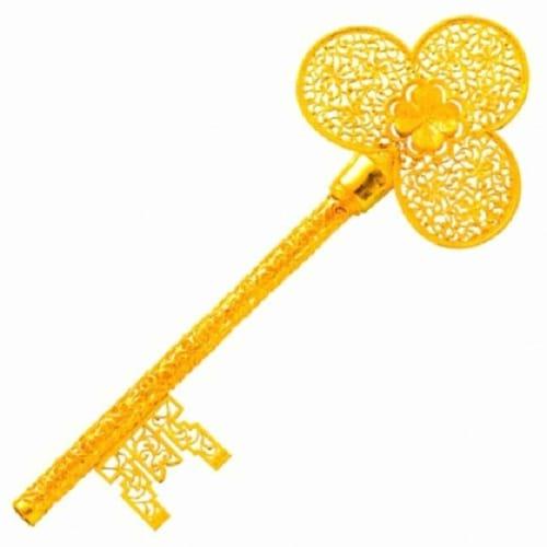 순금 행운의 열쇠 3.75g (1돈)