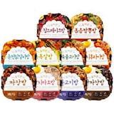 로그온커머스 올밥 올바른 밥 혼합 세트 (10종류 10팩) (1개)