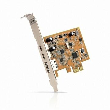 SUNIX 3포트 PCIe 확장카드 (UPD2018-B)