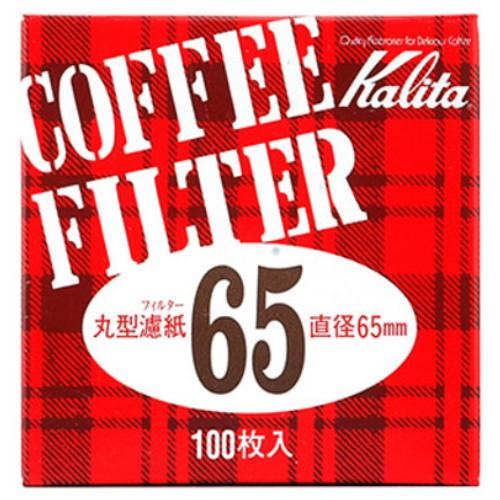 칼리타 라운드필터 65mm(100매)