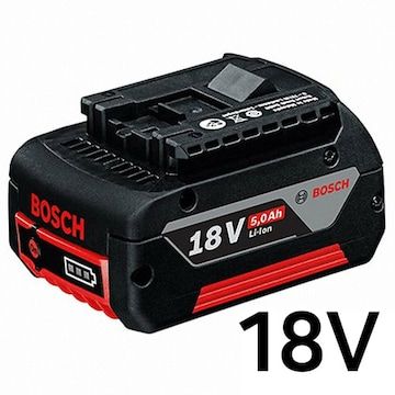 보쉬  18V 리튬이온 배터리 (5.0Ah)