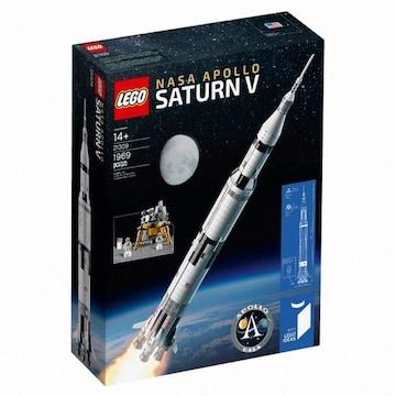 레고  아이디어 NASA 아폴로 새턴 V (21309) (정품)