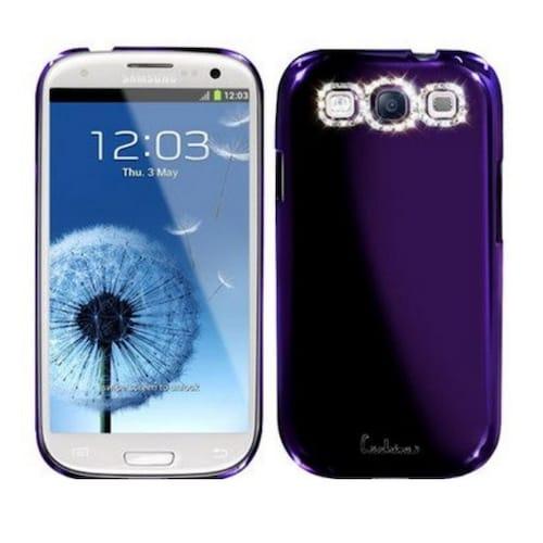 드림플러스  갤럭시S3 EILEEN MATAL RING Purple Violet (SHW-M440S)_이미지