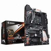GIGABYTE B450 AORUS PRO 제이씨현 - AMD 50주년 한정판매