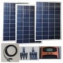 12V 태양광 발전세트 300W