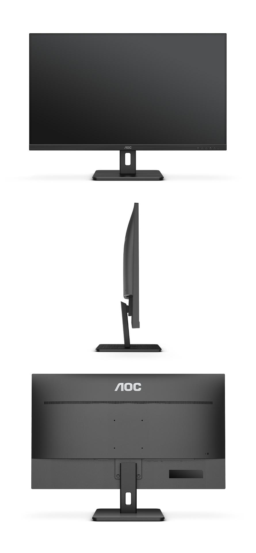 알파스캔 AOC U32E2 4K UHD 시력보호 무결점