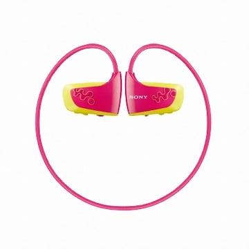 SONY Walkman NWZ-W260 Series NWZ-W262 핑크 2GB_이미지