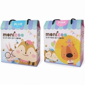 모나미 모니주 어린이 문구 선물세트