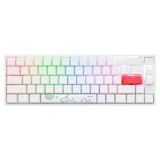 Ducky ONE 2 SF RGB PURE WHITE PBT 이중사출 영문 (적축)