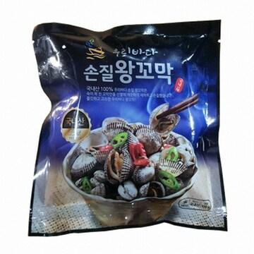 바다뜨레 우리바다 손질 왕꼬막 100g(8개)