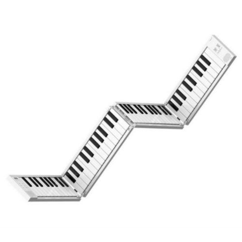 MIDIPLUS 폴더블 접이식 휴대용 디지털 피아노(해외구매)