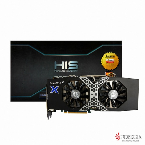 HIS  라데온 HD 7970 X D5 3GB IceQ X² 잘만테크_이미지