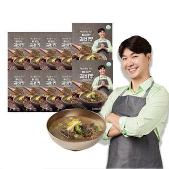 도야지식품 박수홍 뼈 없는 갈비탕 750g (10개)_이미지