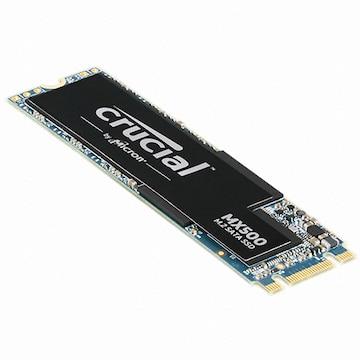 마이크론 Crucial MX500 M.2 2280 아스크텍(250GB)