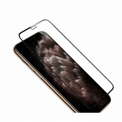 알럽스킨 아이폰11 프로 맥스 풀커버 강화유리 보호필름 (액정 1매+후면 1매)_이미지