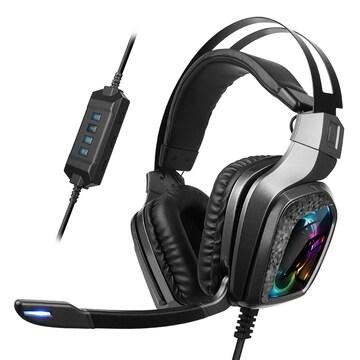 앱코 HACKER BR01S RGB 게이밍 헤드셋