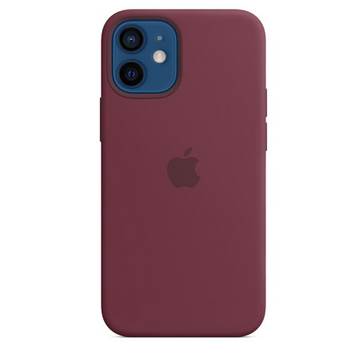 APPLE 아이폰12 미니 맥세이프 실리콘 케이스 (정품)