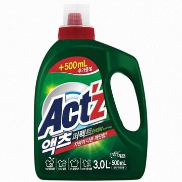 액츠 퍼펙트 안티박 3.5L(1개)