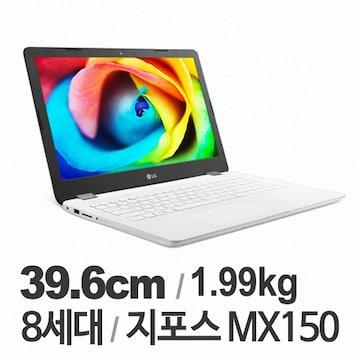 LG전자 2018 울트라PC 15U480-KA56K (500GB + SSD 256GB)