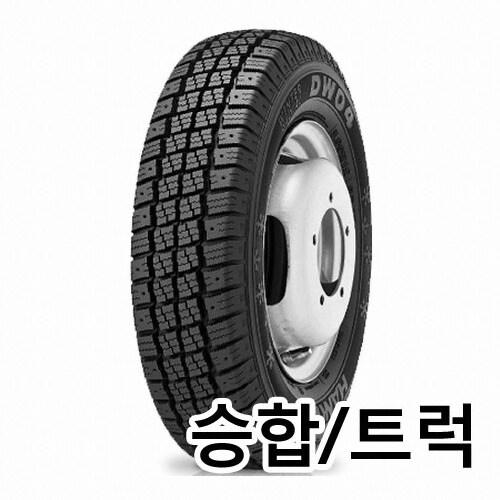 한국타이어 윈터 래디알 DW04 670R14 (장착비별도)_이미지