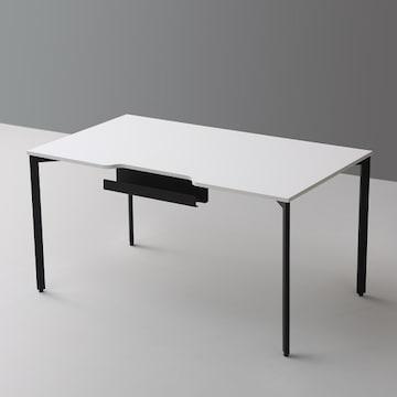 다가구  페르마타 포 멀티탭 책상 (140x80cm)
