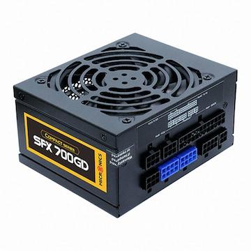 마이크로닉스 Compact SFX 700W 80PLUS GOLD_이미지