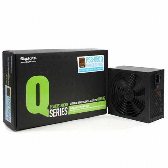 스카이디지탈 파워스테이션3 PS3-850Q Bronze 80PLUS