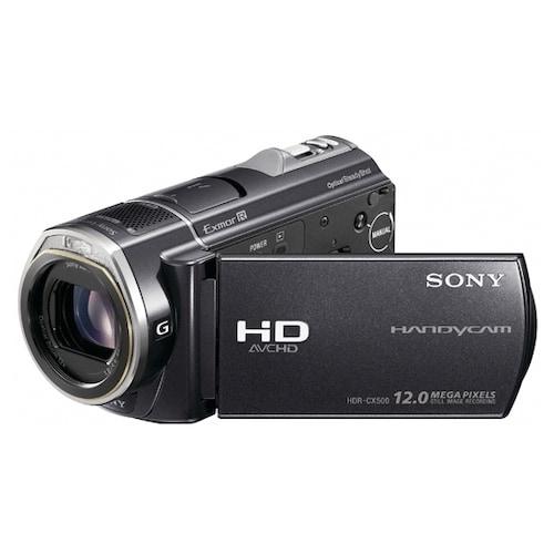 SONY HandyCam HDR-CX500 (기본 패키지)_이미지