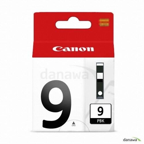Canon 정품 PGI-9PBK 포토검정 (4개)_이미지