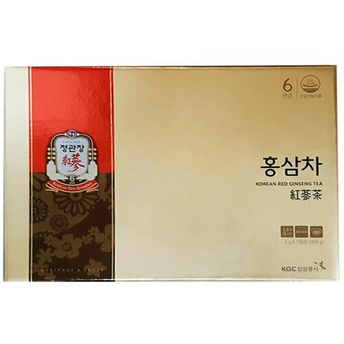 한국인삼공사 정관장 홍삼차 3g 100포 (1개)_이미지