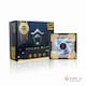 topower TOP-600GM 80PLUS GOLD Power One LED 모듈러 Black & GOLD_이미지