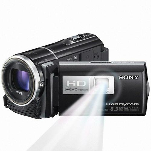 SONY HandyCam HDR-PJ260 (기본 패키지)_이미지