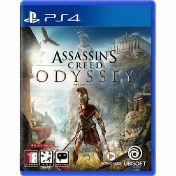UBIsoft  어쌔신 크리드 오디세이 (Assassin's Creed Odyssey) PS4 (한글판,일반판)