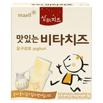 매일유업 상하치즈 맛있는 비타치즈 요구르트 96g (1개)