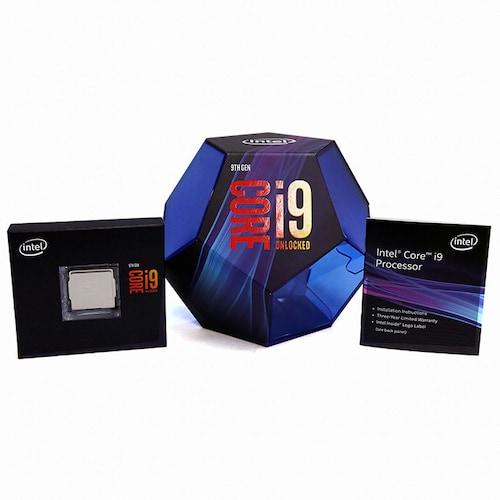인텔 코어i9-9세대 9900K (커피레이크-R) (정품)_이미지