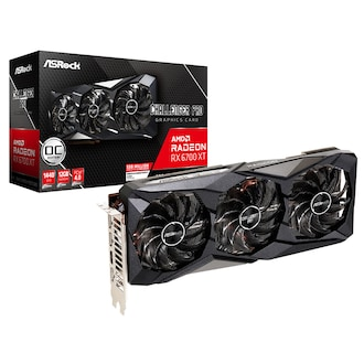 ASRock 라데온 RX 6700 XT CHALLENGER Pro OC D6 12GB 에즈윈_이미지