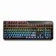 스카이디지탈  NKEY 메카닉 RGB 기계식 키보드 (청축)_이미지