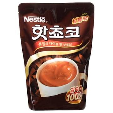 네슬레  핫쵸코 알뜰팩 1kg (1개)