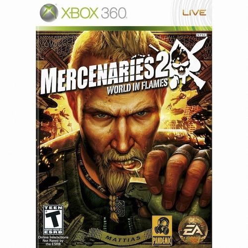 머셔너리즈 2: 월드 인 프레임 (Mercenaries 2: World in Flames/ 병행상품)_이미지