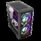 ABKO SUITMASTER 760S 어트랙션 강화유리 스펙트럼 Duplex (블랙)_이미지