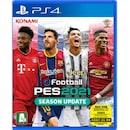e풋볼 PES 2021 시즌 업데이트 PS4